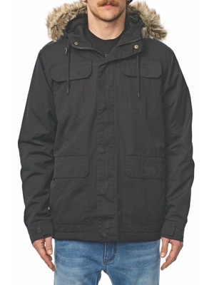 Bunda Globe Goodstock Thermal Parka black