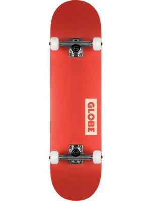 Skateboard Globe Goodstock red