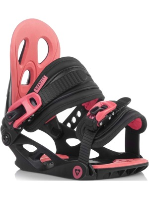 Vázání Gravity G1 Jr black/pink 18/19