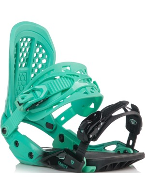 Vázání Gravity G3 Lady black/mint 18/19