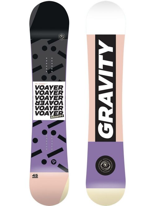 Snowboard Gravity Voayer 18/19