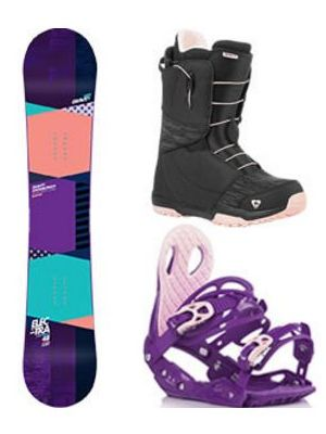 Snowboard komplet Gravity Electra 18/19