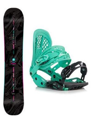 Snowboard set Gravity Sublime 18/19