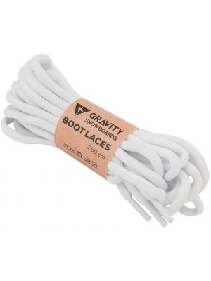 Tkaničky Gravity Boot Laces 18/19 white