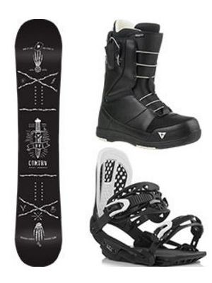 Snowboard komplet Gravity Contra 18/19