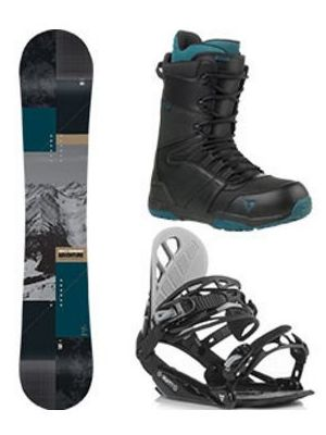 Snowboard komplet Gravity Adventure 18/19
