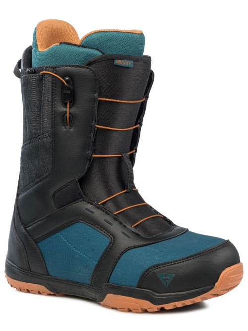Boty Gravity Recon Fast Lace 19/20 black blue rust