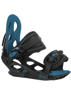 Vázání Gravity G1 Jr black/blue 19/20