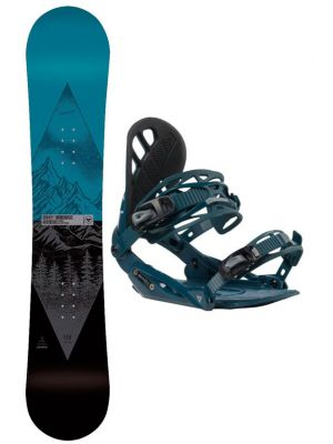 Snowboard set Gravity Adventure 19/20