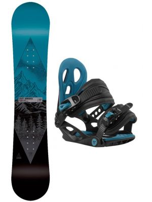 Snowboard set Gravity Flash 19/20