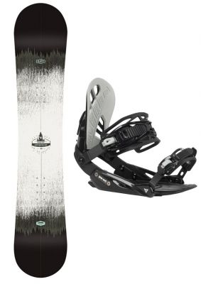 Snowboard set Gravity Adventure 20/21