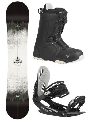 Snowboard komplet Gravity Adventure 20/21