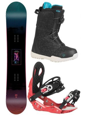 Snowboard komplet Gravity Sublime 20/21