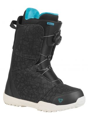 Boty Gravity Aura Atop 20/21 black denim/teal