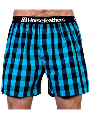 Trenýrky Horsefeathers Apollo methyl blue
