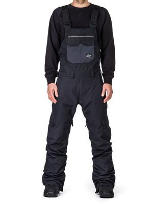b68c0ff6bc50 Snowboardové laclové kalhoty Horsefeathers Forbes black