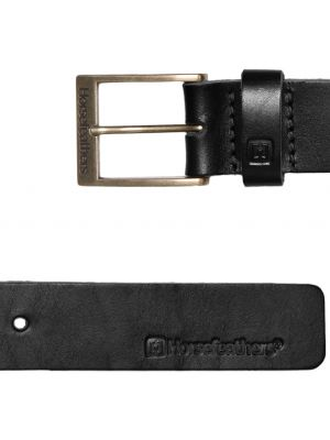 Pásek Horsefeathers Duke Belt black