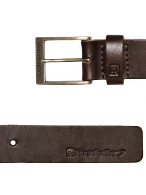 Pásek Horsefeathers Duke Belt brown