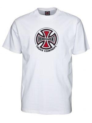 00e30a0bbe Pánské tričko Independent Truck Co white