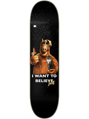 Skate deska Jart I want to believe 8,25