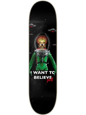Skate deska Jart I want to believe 8,0