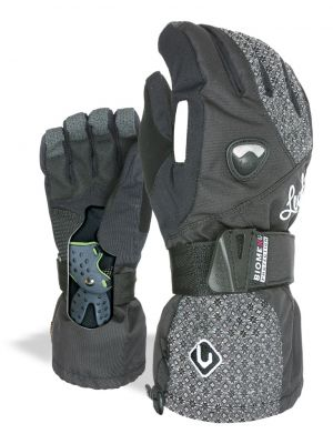 fe71b9eb29 Dámské rukavice Level Butterfly dark