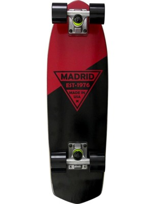 Cruiser Madrid Party Red Metalic Logo
