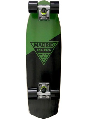 Cruiser Madrid Party Green Metalic Logo