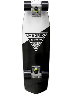 Cruiser Madrid Party Silver Metalic Logo