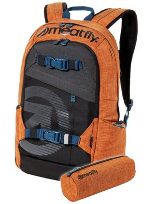 Batoh Meatfly Basejumper 4 Ht. brown oak, black 20l