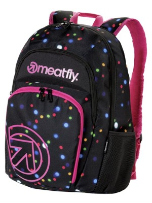 Batoh Meatfly Vault 2 lights neon 26l