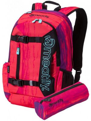 Batoh Meatfly Basejumper 5 ambient pink black 20l