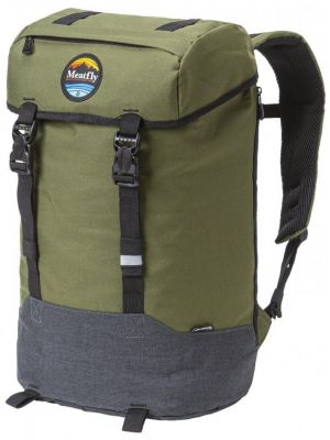 Batoh Meatfly Pioneer 4 vivid olive heather charcoal 26l