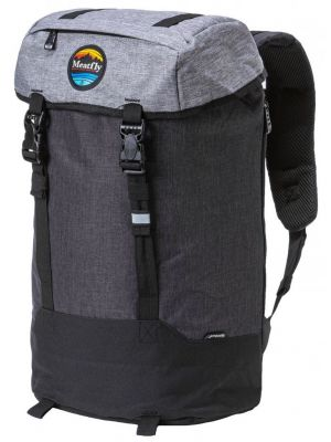 Batoh Meatfly Pioneer 4 ht. grey, ht. charcoal black 26l