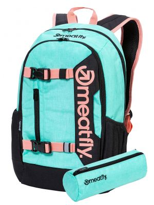 Batoh Meatfly Basejumper 6 Heather Mint 22l