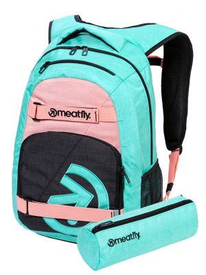 Batoh Meatfly Exile 5 Heather Mint, Pink 24l