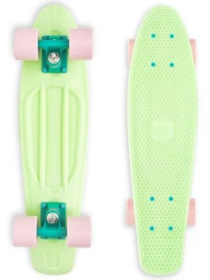 Skateboard Baby Miller Cupcake apple green