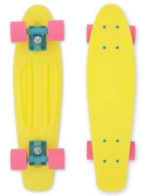 Skateboard Baby Miller Ice Lolly lemon yellow
