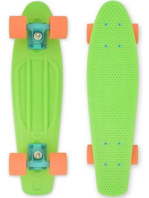 Skateboard Baby Miller Ice Lolly lime green
