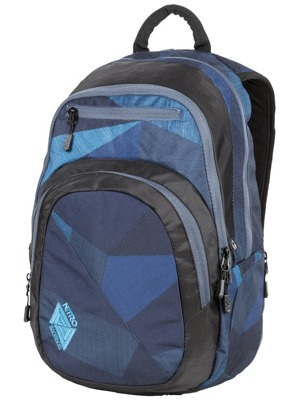 Batoh Nitro Stash fragments blue 29l