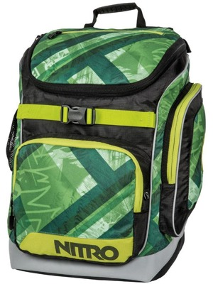 Batoh Nitro Bandit wicked green 37l