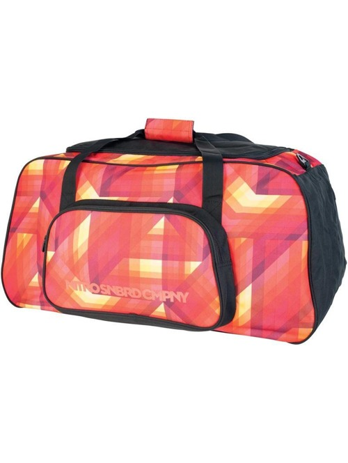 Taška Nitro Duffle xl bag geo fire