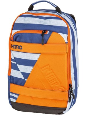Batoh Nitro Axis heather stripe 27l