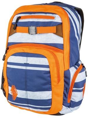 Batoh Nitro Hero heather stripe 37l