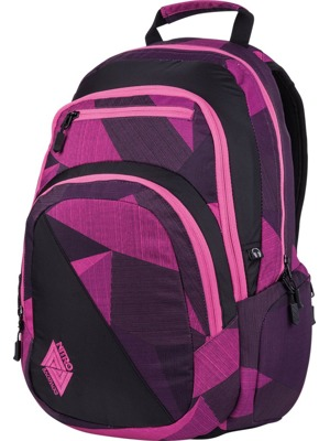 Batoh Nitro Stash fragments purple 29l