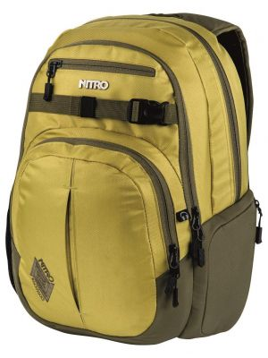 Batoh Nitro Chase golden mud 35L