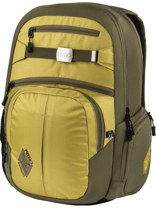 Batoh Nitro Hero golden mud 37l