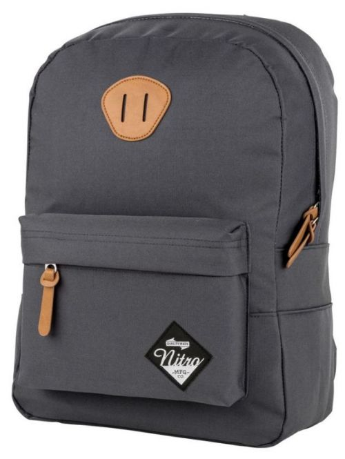 Batoh Nitro Urban Classic pirate black 20l