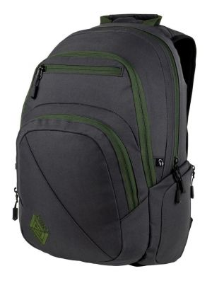 Batoh Nitro Stash pirate black 29l