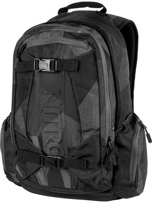 Batoh Nitro Zoom fragments black 29l